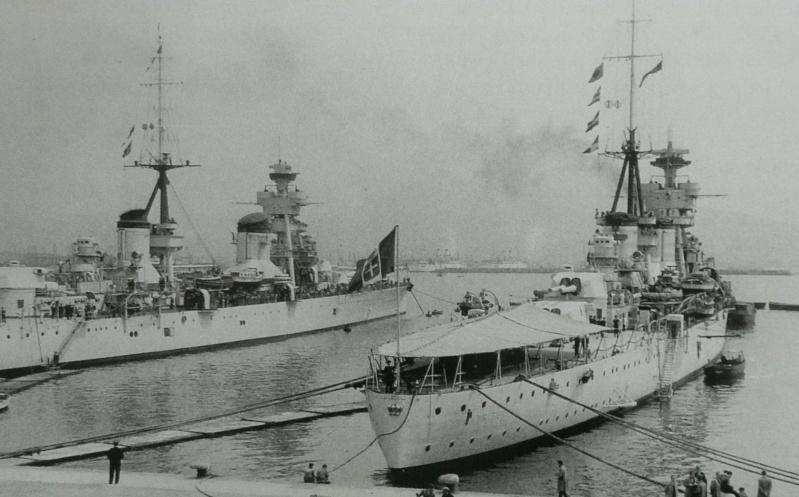 Croiseurs italiens Triest11