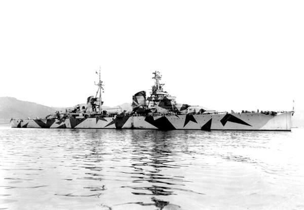 Croiseurs italiens Triest13