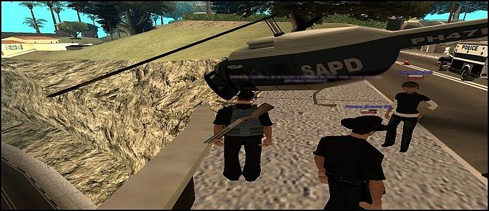 Los Angeles Police Department - Photos/Vidéos. - Page 3 Crash10