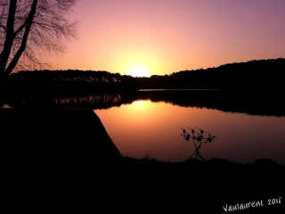 L'étang du VAULAURENT Vaulau10