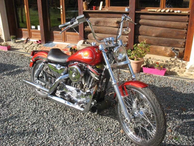 Photos de nos belles Harley12