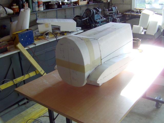 Construction du Junker 87  Stuka type B pour le Musée Imag0069