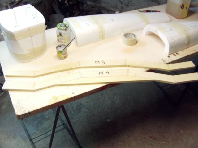 Construction du Junker 87  Stuka type B pour le Musée Imag0071