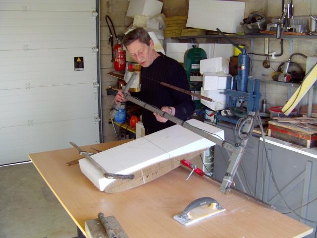 Construction du Junker 87  Stuka type B pour le Musée Imag0074