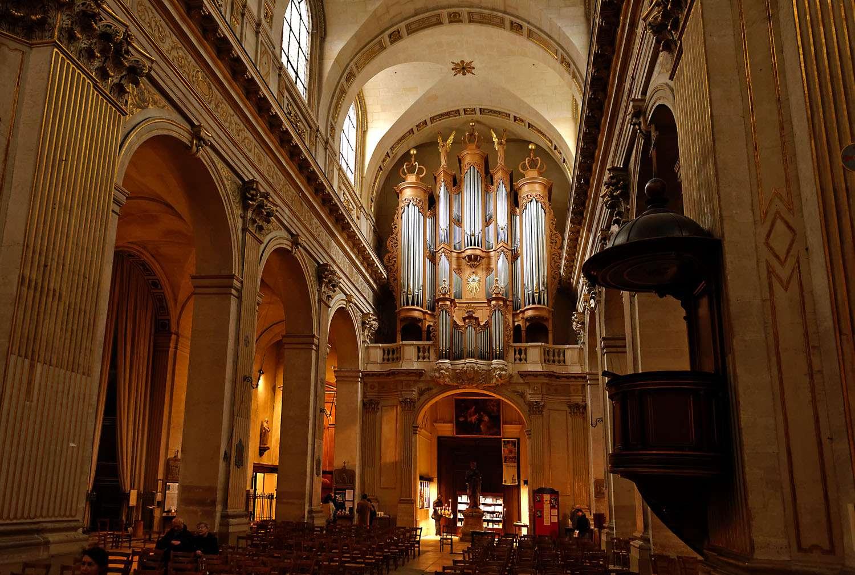 Paris - St-Louis en l'Ile - Bernard Aubertin - 2004 Dsc_1716