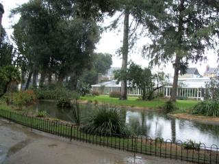 Parc Emmanuel Liais; à Cherbourg. Photo100