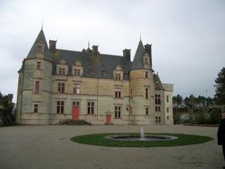Parc du château des Ravalet; à Cherbourg. Photo_32