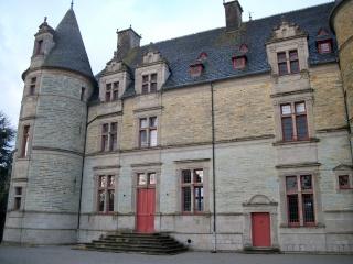 Parc du château des Ravalet; à Cherbourg. Photo_33