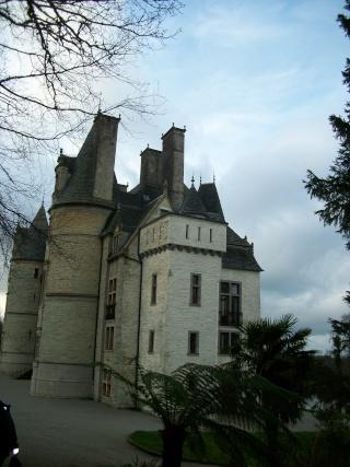Parc du château des Ravalet; à Cherbourg. Photo_34