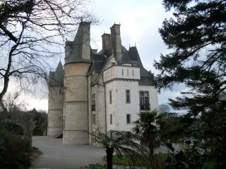 Parc du château des Ravalet; à Cherbourg. Photo_35