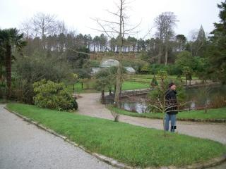 Parc du château des Ravalet; à Cherbourg. Photo_41