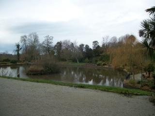 Parc du château des Ravalet; à Cherbourg. Photo_42