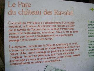 Parc du château des Ravalet; à Cherbourg. - Page 3 Photo_70