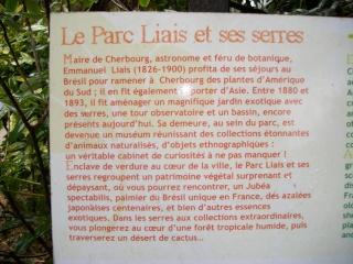 Parc Emmanuel Liais; à Cherbourg. Photo_80