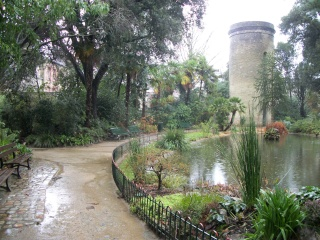 Parc Emmanuel Liais; à Cherbourg. Photo_97