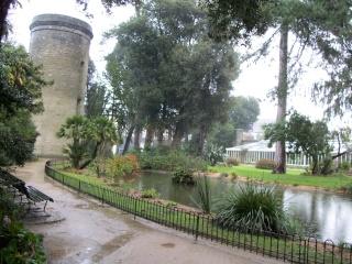 Parc Emmanuel Liais; à Cherbourg. Photo_98