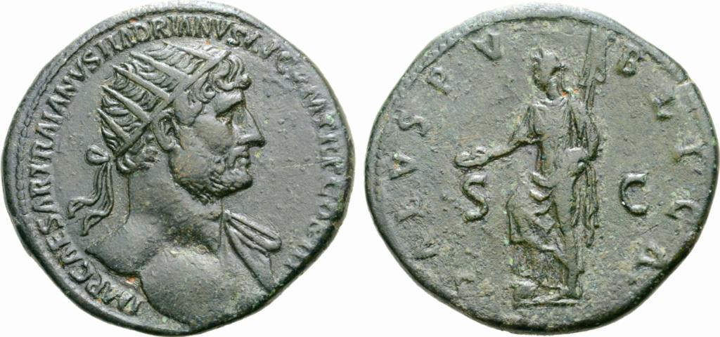 Dupondius Hadrien 15284_10