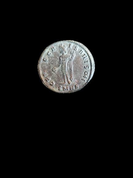 Nummus de Maximin César 20200910