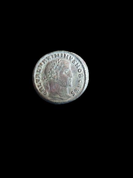Nummus de Maximin César 20200911