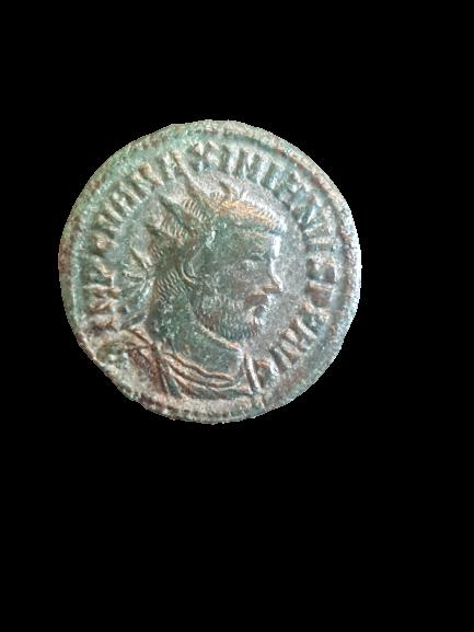 Nummus Maximien Hercule Pictur14