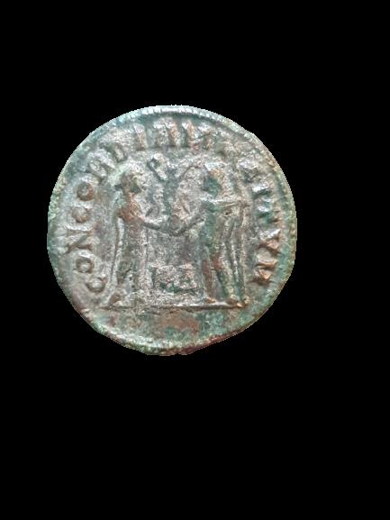 Nummus Maximien Hercule Pictur15