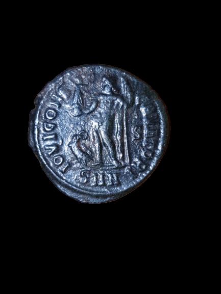 Nummus de Licinius I Pictur20