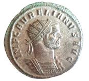 Antoninien d'Aurelien Pictur25