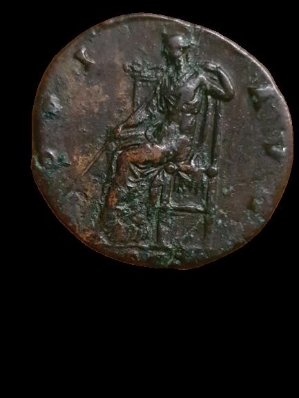 Identification sesterce d'Antonin Pictur32