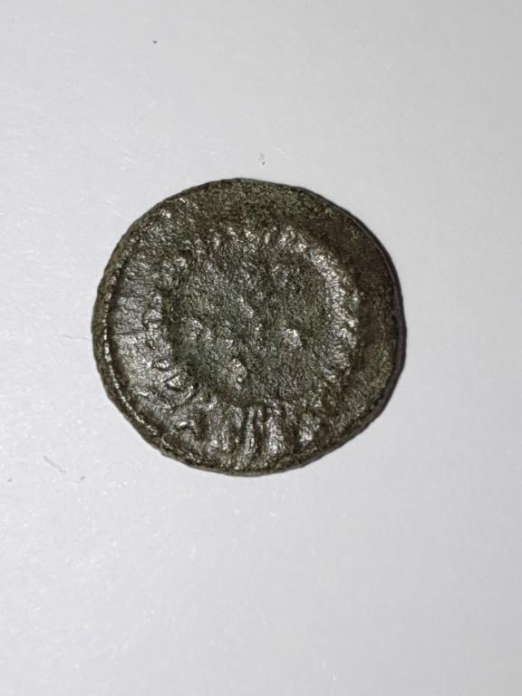 Nummus Théodose Ier Pictur36