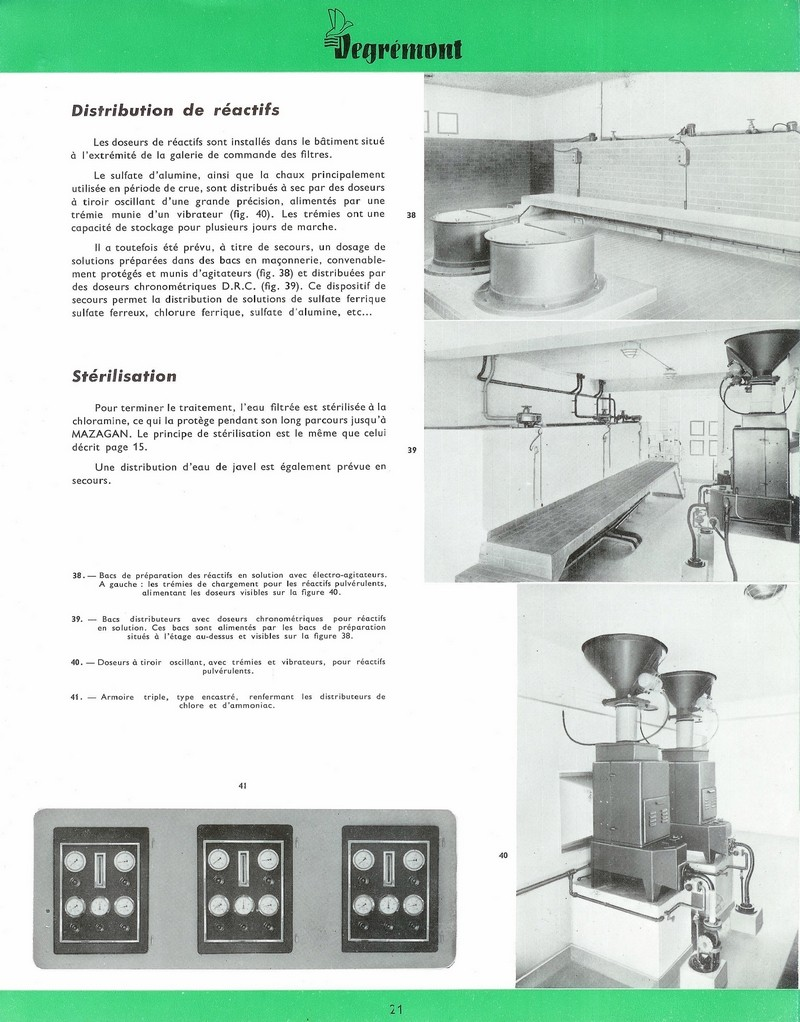 L'alimentation en eau potable ... 01-02110