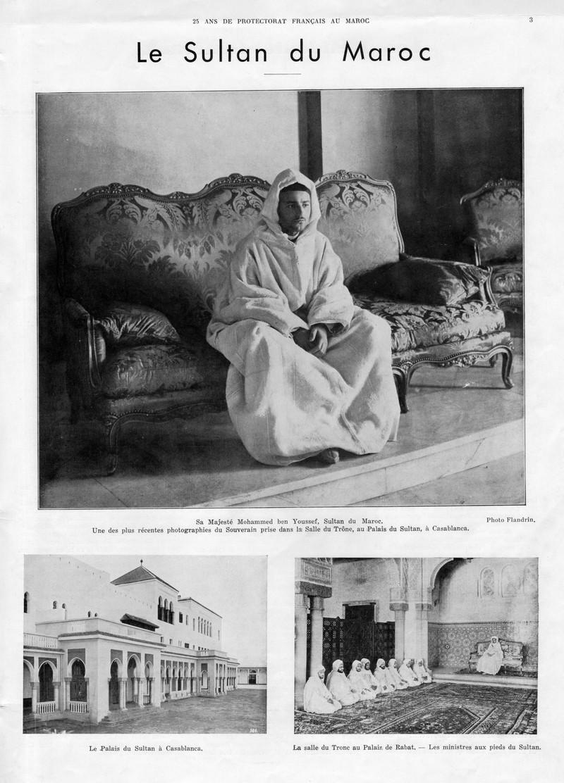 Le MAROC en 1932 04-310