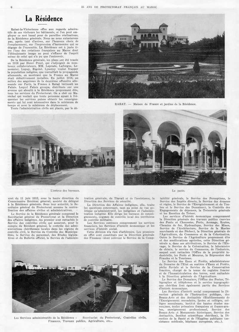 Le MAROC en 1932 07-610
