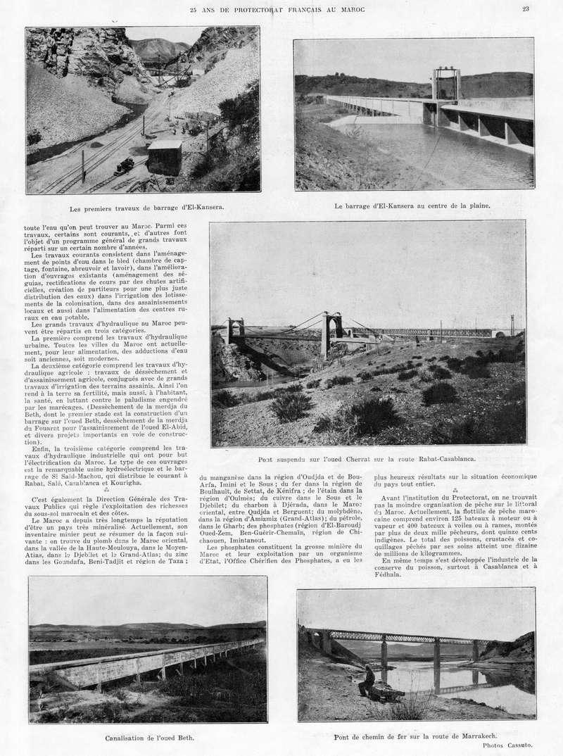 Le MAROC en 1932 1-2310