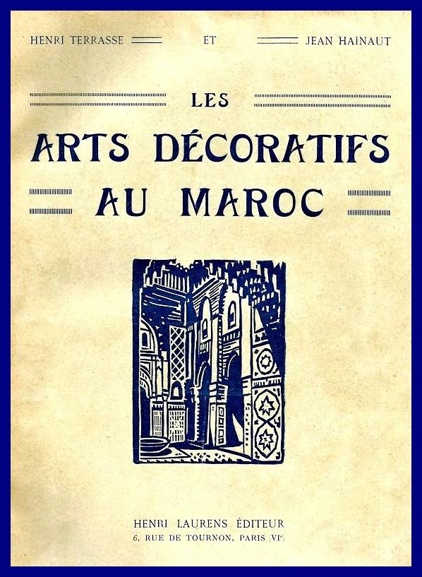 LES ARTS DECORATIFS AU MAROC 1-scan10