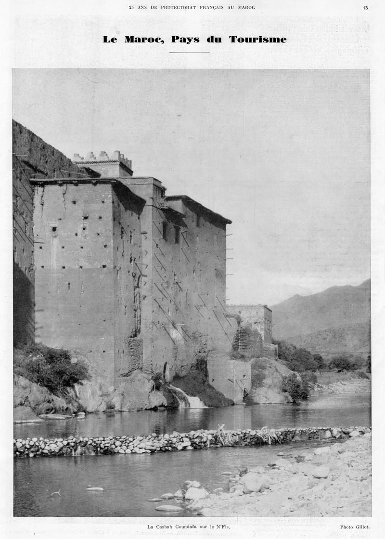 Le MAROC en 1932 16-1510