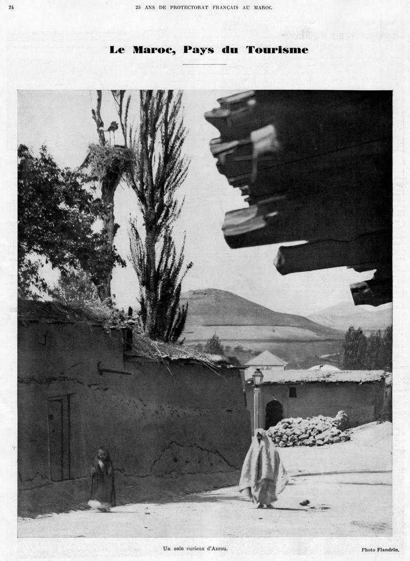 Le MAROC en 1932 2-2410