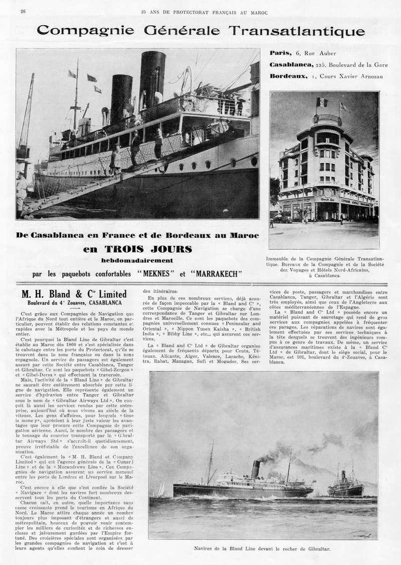 Le MAROC en 1932 - Page 2 4-2610