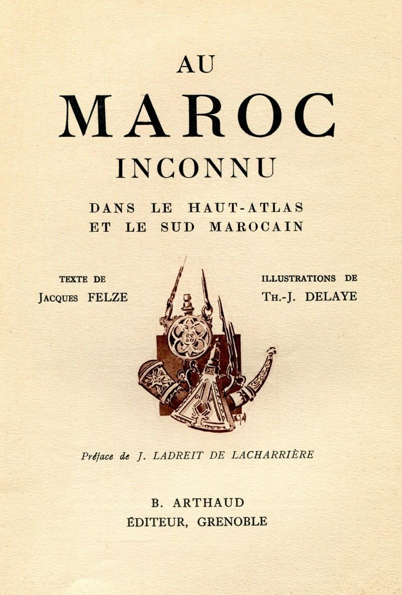 AU MAROC INCONNU dans le Haut-Atlas et le Sud Marocain Ami_0010