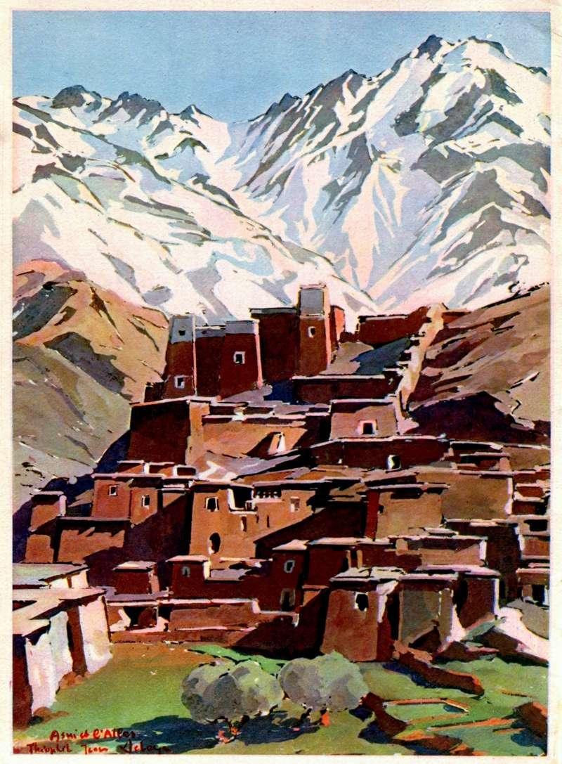 AU MAROC INCONNU dans le Haut-Atlas et le Sud Marocain Ami_0011