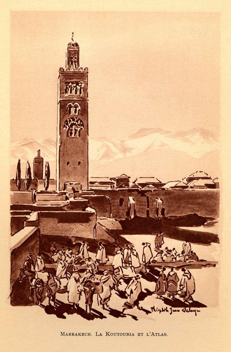 AU MAROC INCONNU dans le Haut-Atlas et le Sud Marocain Ami_0215