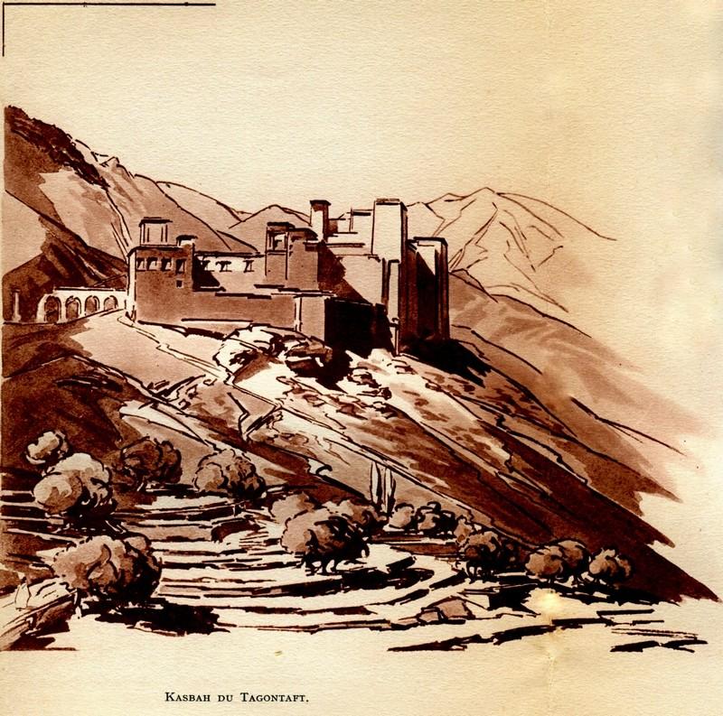 AU MAROC INCONNU dans le Haut-Atlas et le Sud Marocain Ami_0612