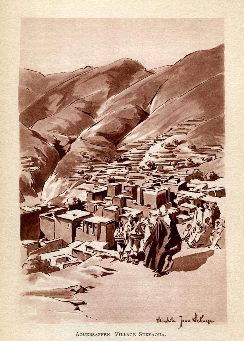AU MAROC INCONNU dans le Haut-Atlas et le Sud Marocain Ami_0617