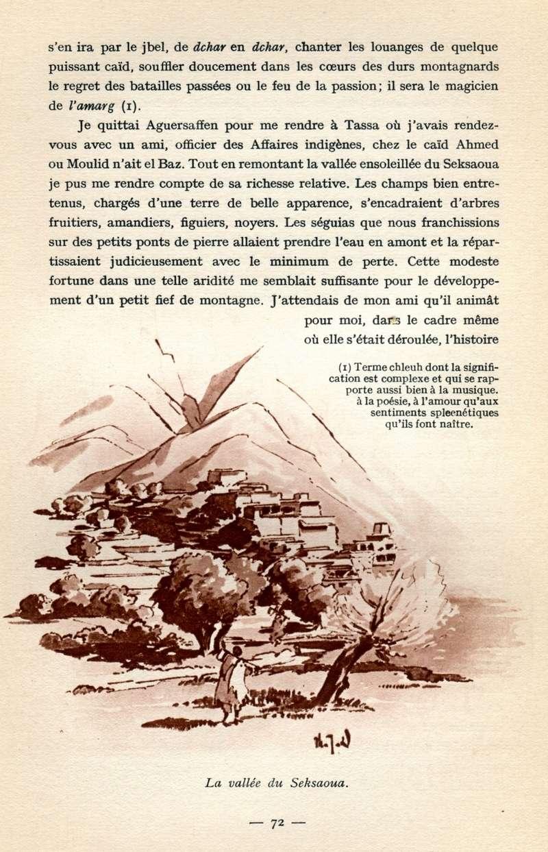 AU MAROC INCONNU dans le Haut-Atlas et le Sud Marocain Ami_0712