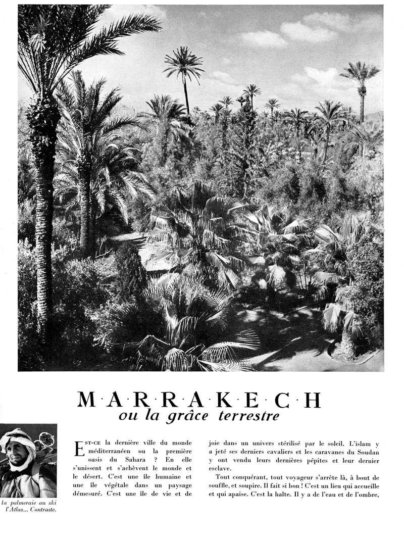 Plaisir de France spécial MAROC - Page 2 Marrak10