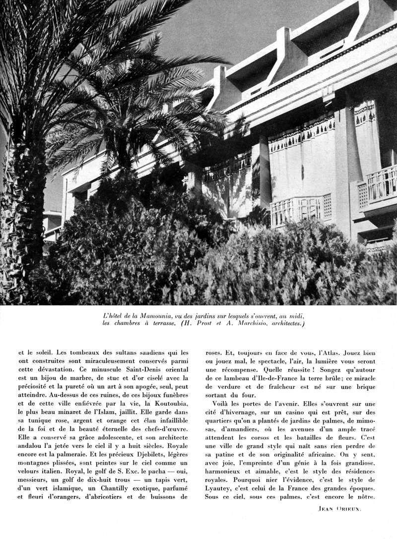 Plaisir de France spécial MAROC - Page 2 Marrak13