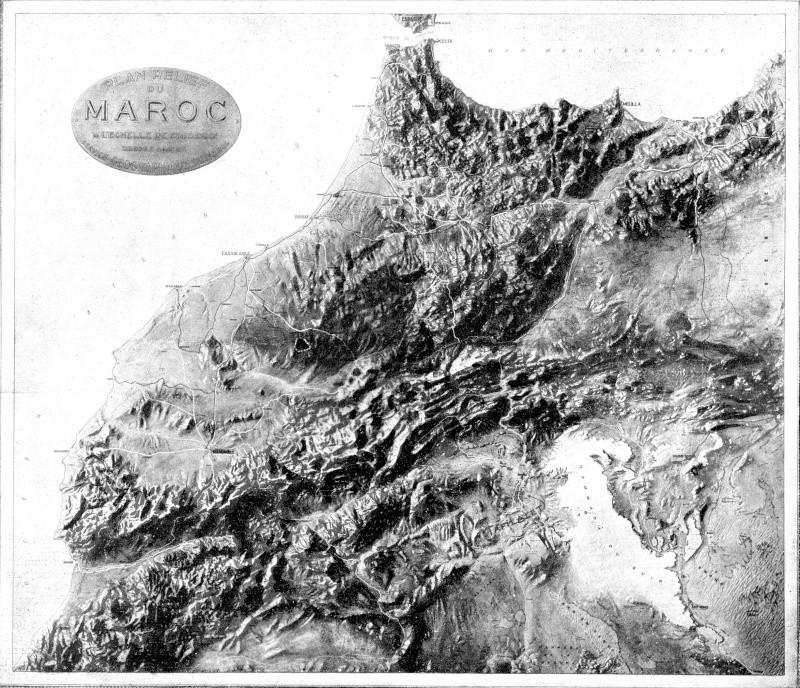 Le MAROC en 1932 P08a_p10