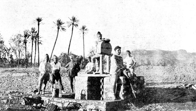 Le MAROC en 1932 P09a_p12