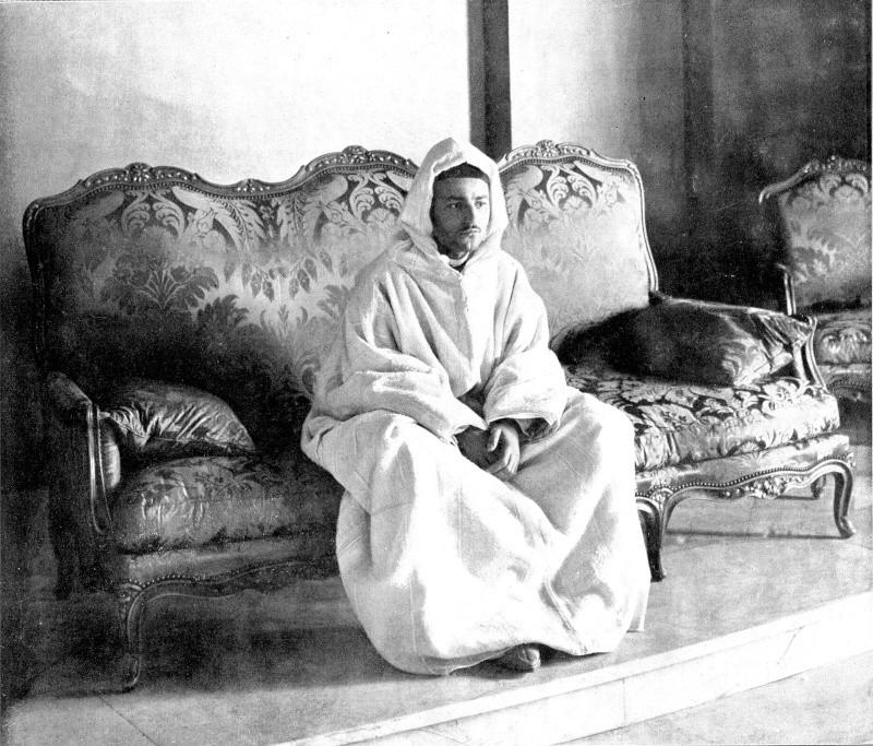 Le MAROC en 1932 P_03_b12