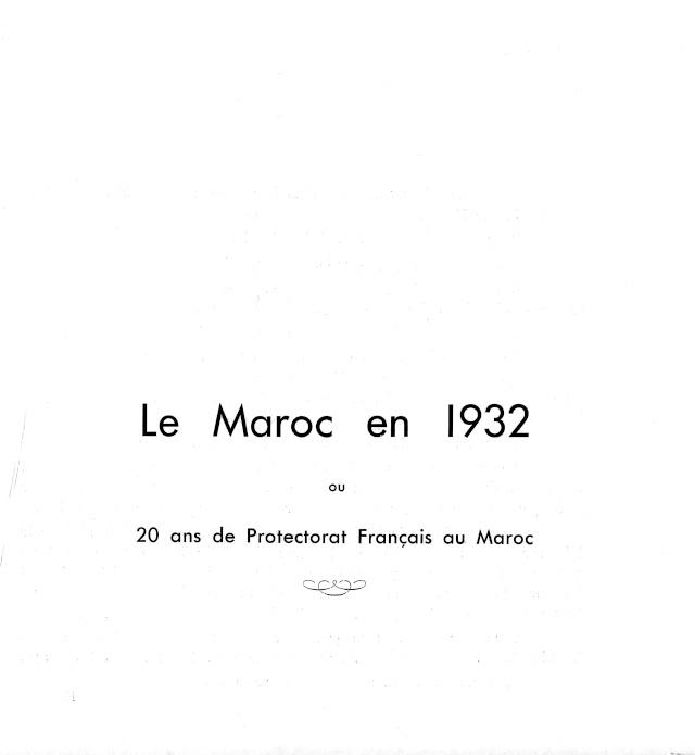 Le MAROC en 1932 Page_010
