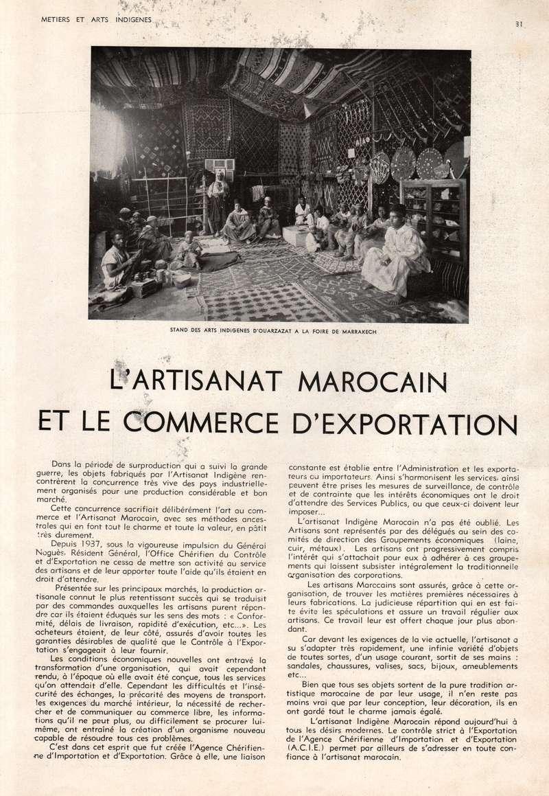 Métiers et Arts Indigènes - Page 2 Page_317